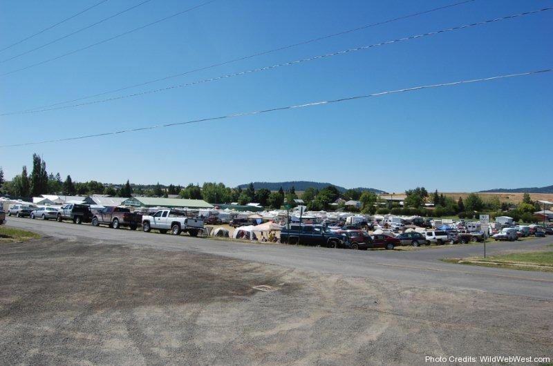 Campers for Idaho County Fair