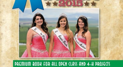 2015 Digital PDF of Idaho County Fair Premium Book