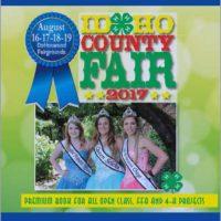 2017 Idaho County Fair Premium Book