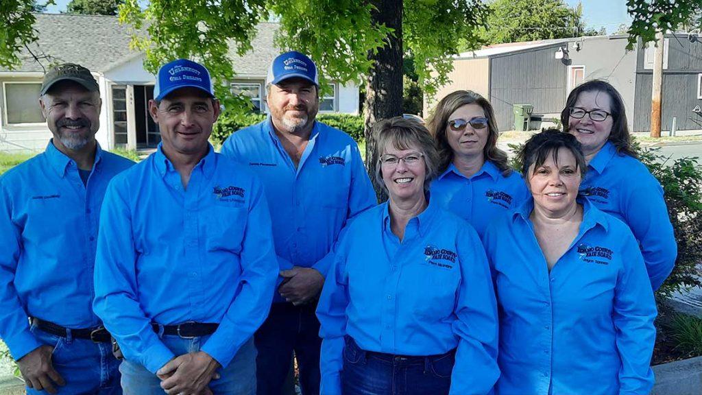 2021 Idaho County Fair Board